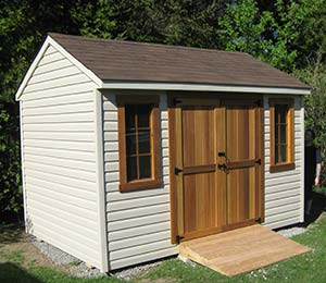 Canadian Style Sheds