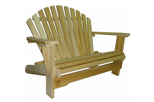 Chaises de jardin meubles de jardin cabanon mercier - Banc de jardin 2 places ...